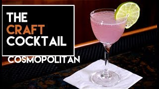 How To Make The Cosmopolitan Cocktail Recipe thumbnail