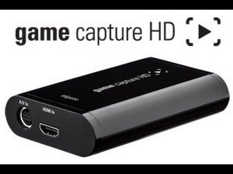 Распаковка и тест карты захвата Elgato Game Capture HD [RUS] [HD]
