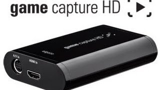 Распаковка и тест карты захвата Elgato Game Capture HD [RUS] [HD]