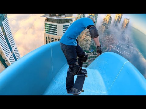 Skateboard Tricks That Look INSANE... (Skateboarding)