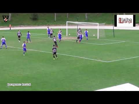Campeonato de Portugal 18/19 - Série B - 24ª Jornada [CD Cinfães 0-0 Lusitano FC]