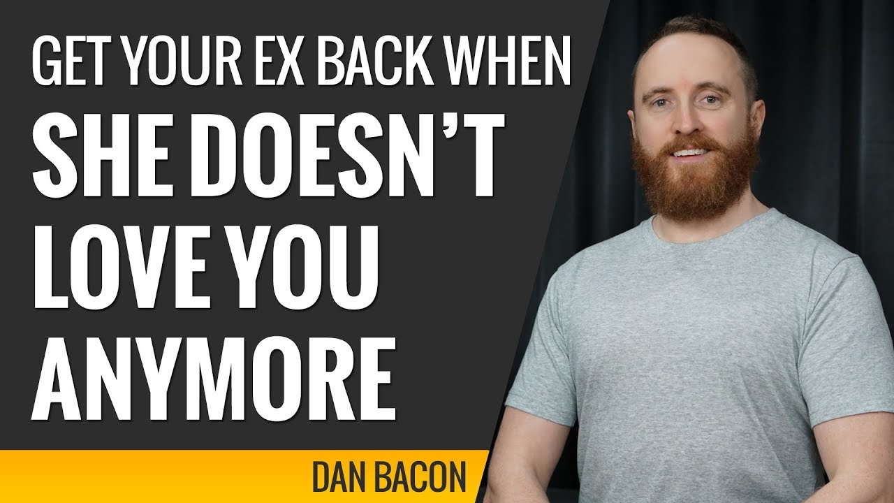 5 Tips on How to Get Your Ex Back When She Doesn't Love You