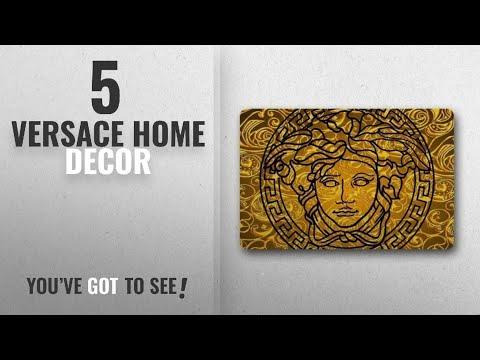 Top 10 Versace Home Decor [2018 ]: Cool Boys Sweetshow Custom Versace Indoor/Outdoor Doormat Door