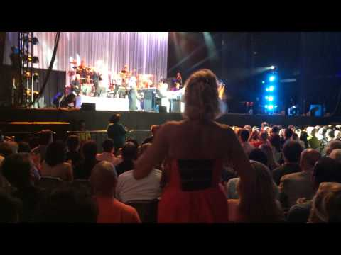 Yanni concert in Toronto at Molson Canadian Amphitheatre best sound August/9/14