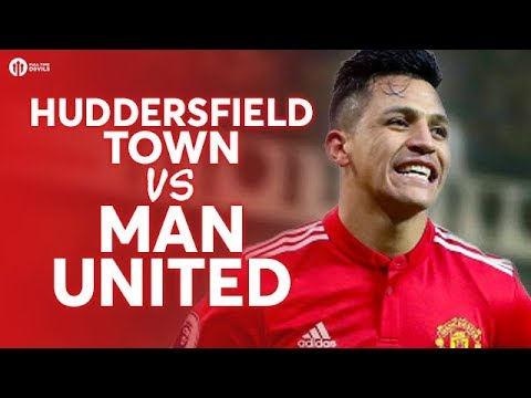 Huddersfield Town vs Manchester United LIVE FA CUP PREVIEW!