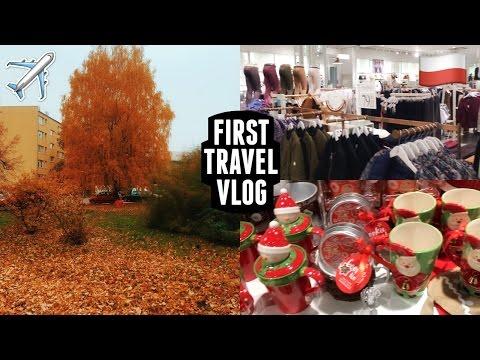 TRAVEL VLOG: LUBLIN, AUTUMN, CHRISTMAS??