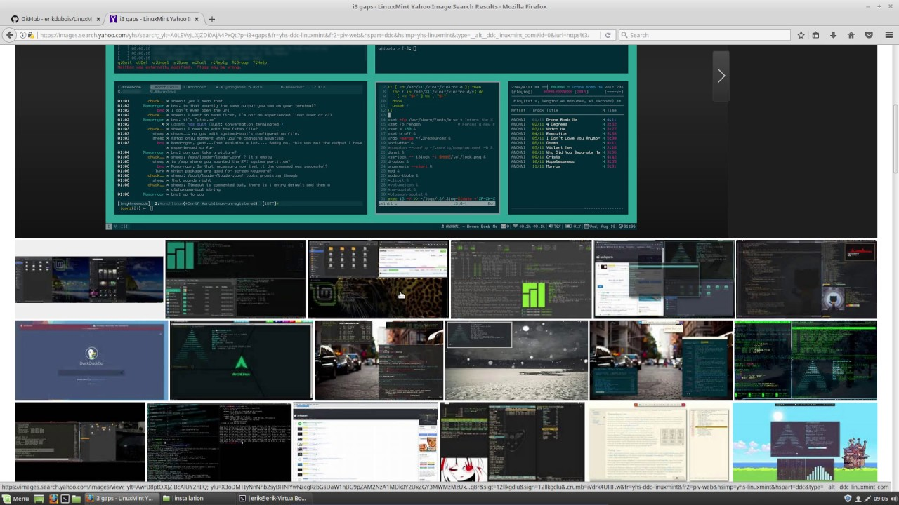 How to install i3 on any Linux Mint 18 2 | ERiK DuBoiS