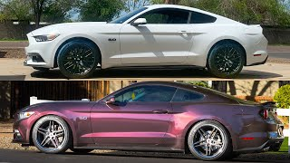 Building a Mustang GT in 16 Minutes