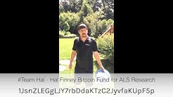Join #TeamHal & #Give100% w/#Bitcoin to the Hal Finney Bitcoin Fund for ALS Research