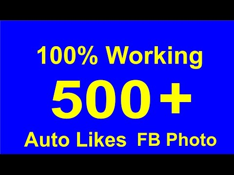 how to auto like facebook photo 2016-2017 Urdu & Hindi