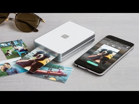 Lifeprint | Wireless Photo & Video Printer