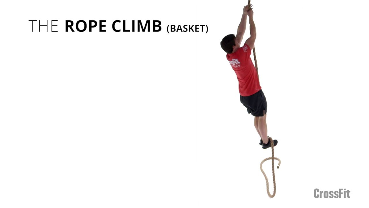 learn how to climb a rope