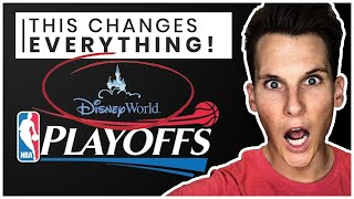 BREAKING: NBA return plan CHANGES EVERYTHING [REACTION]