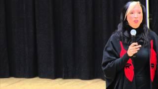 Dr. Pam Palmater, Ryerson University.