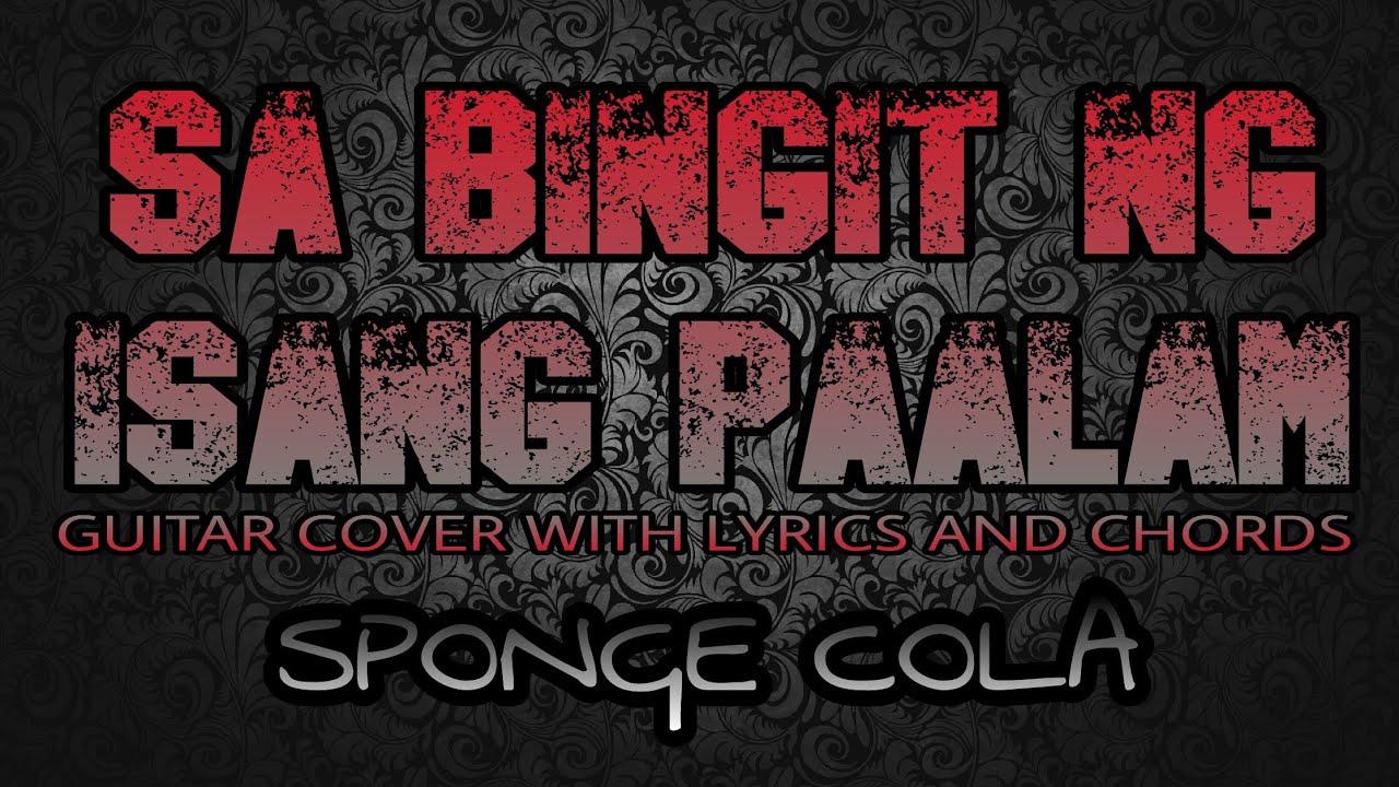 Sa Bingit Ng Isang Paalam (Chords) - tabs.ultimate-guitar.com
