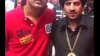 reply to jazzy b gippy grewal canada surrey bc support bhagwant mann aap party