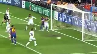 barcelona 2 x 2 chelsea uefa champions league 2012