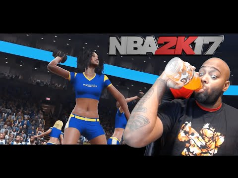 NBA 2K17 TRAILER REACTION! ALL THIS FRICTION GOT DUDES THIRSTY FOR NEW GAME!