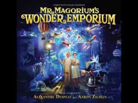 Mr. Magorium's Wonder Emporium - Main Theme