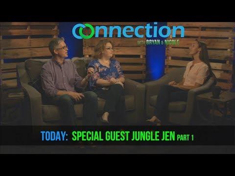 JUNGLE JEN Interview Part 1  // CONNECTION S2:E26