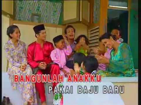 Lagu Raya :- Bila Takbir Bergema - Datin Rafeah Buang
