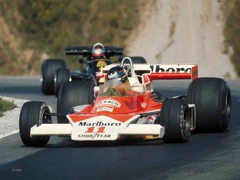 Formula 1 - Grande Premio da Austria 1976