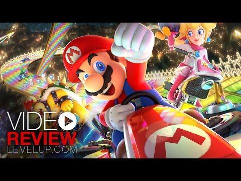 Mario Kart 8 Deluxe: VIDEO RESEÑA