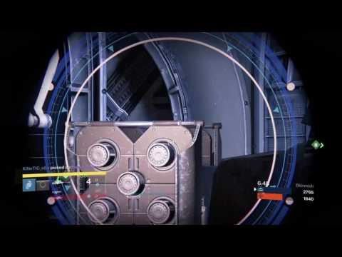Destiny low lvl warlock hacker and triple down
