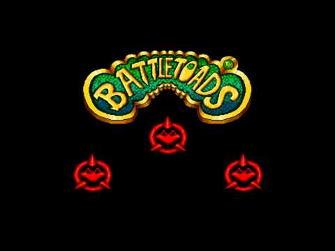 Battletoads Genesis - Intermission