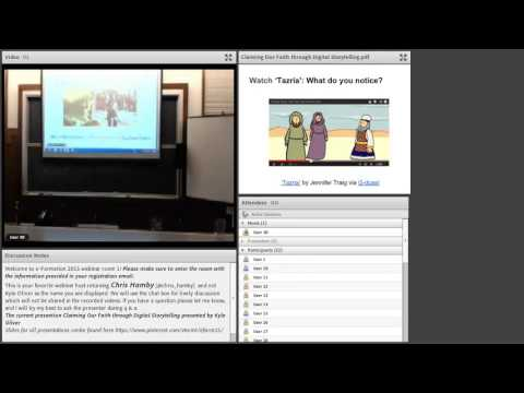 Digital Storytelling with Kyle Oliver