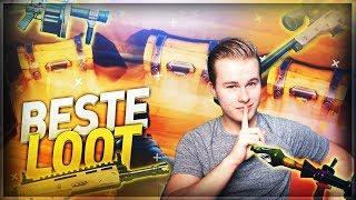 DEZE GEHEIME LOOT SPOT VERGEET IEDEREEN!! - Fortnite Battle Royale (Nederlands)