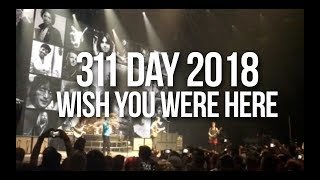 311 Day 2018 - Pink Floyd - Wish You Were Here Cover Can't believe ...