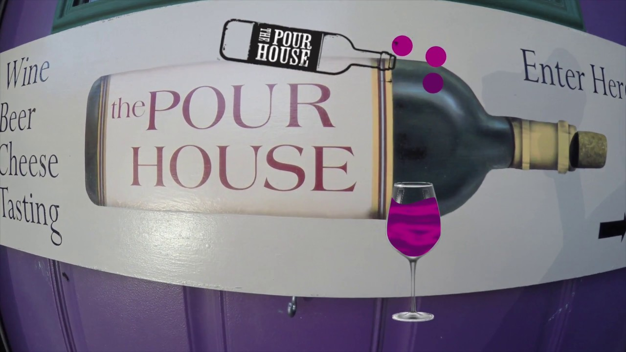 2017 Holiday Pour House   Did you get the wine?
