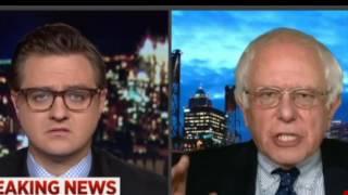 Bernie Sanders Explain Why Trump