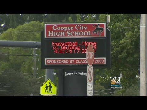 Cooper City High School Profile Fort Lauderdale Florida