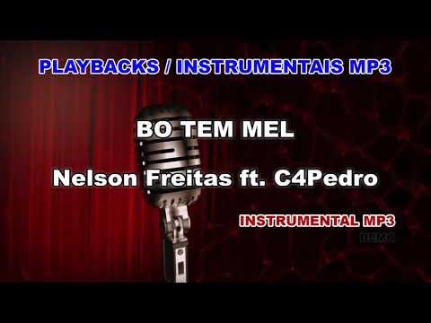 ♬ Playback / Instrumental Mp3 - BO TEM MEL - Nelson Freitas ft. C4Pedro