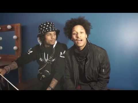 Les Twins - Behind The Scenes at SYTYCD