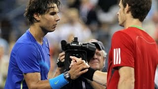 Rafael Nadal VS Andy Murray Highlight 2011 SF