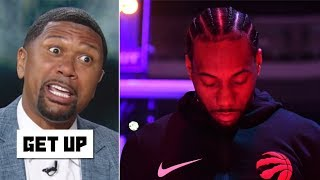 Jalen Rose predicts where Kawhi Leonard will go, 2020 NBA Finals matchup, more | Get Up