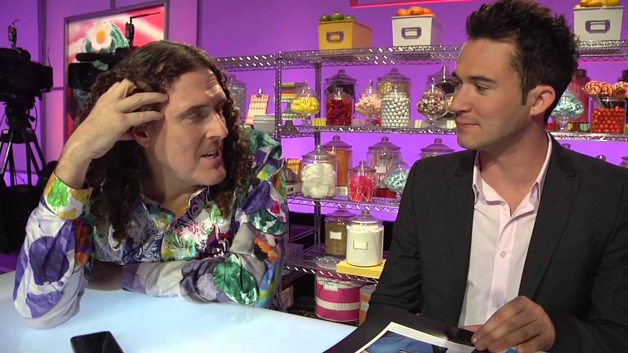 Cupcake Wars Behind the Scenes Season 8 Weird Al YouTube