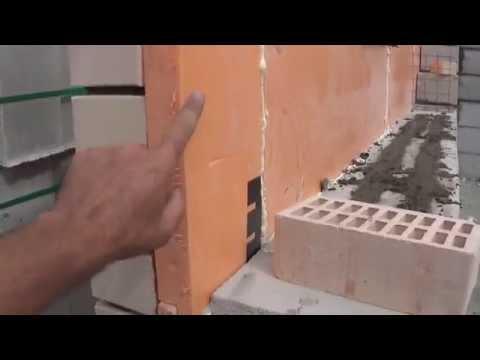 видео: Строим дом ЧАСТЬ 17 КЛАДКА ПЕНОБЛОКА и АРМИРОВКА