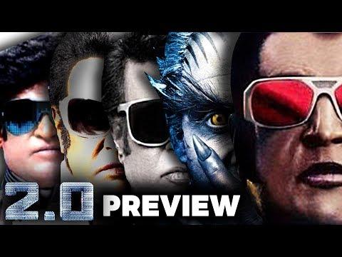 2.0 Preview: Expectations and Detailed Analysis   Rajinikanth   Shankar