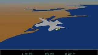 [PC DOS] Jetfighter 2 - Lost Lamb