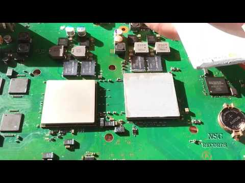 How to apply Thermal Compound on your PS 3 By:NSC