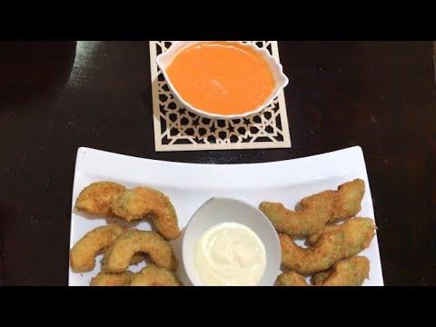 recettes-spéciales-:-avocats-et-noix-de-coco-+-sauce-aux-poivrons