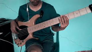 Video Al Ghazali - Lagu Galau (bass cover) download MP3, 3GP, MP4, WEBM, AVI, FLV September 2018