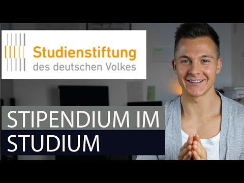 Stipendium im Studium - Studienstiftung des deutschen Volkes und weitere Stipendiengeber