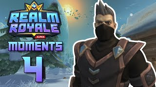 REALM ROYALE Funny Fails and WTF Moments 4