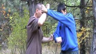 3 Защита от ударов в стойке (рукопашный бой)