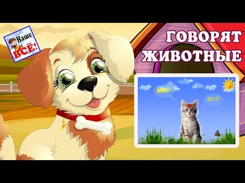 Говорят животные (голоса животных). Хит интернета по-новому! / Talking animals cartoon. Наше всё!